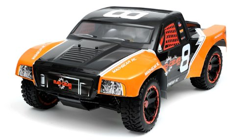 New Mad Gear 1/5th Giant Scale Dallas 5E Brushless Off-Road SC Truck w/ 2.4Ghz Radio 100% RTR (ASSORTED COLORS SENT AT RANDOM)