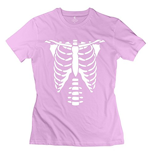 Skeleton Generic Women T Shirt