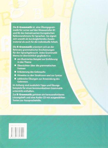 libro bgrammatik 220bungsgrammatik deutsch als