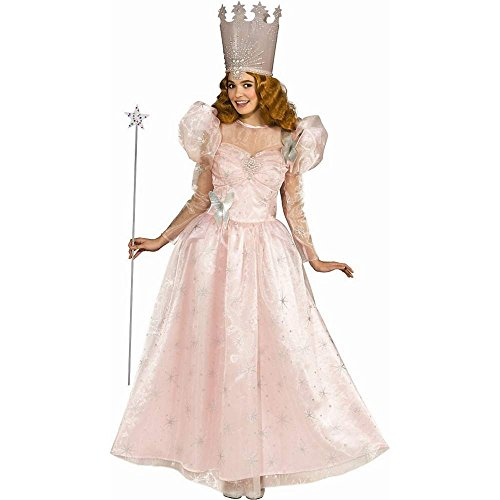 Glinda the Good Witch Deluxe Adult Costume - Standard