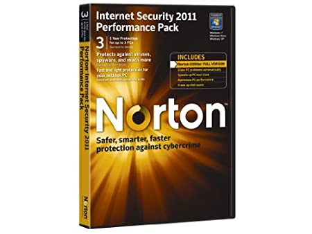 Norton Internet Security 2011 CN 1 User 3 PC