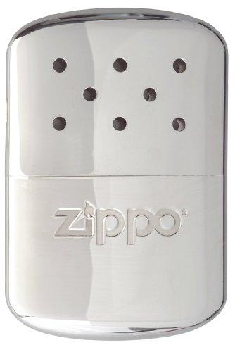 Zippo Hand Warmer, Chrome front-158583