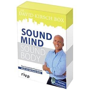 eBook Cover für  Die David Kirsch Box Sound Mind Sound Body Das komplette Programm Buch mit Workout DVD