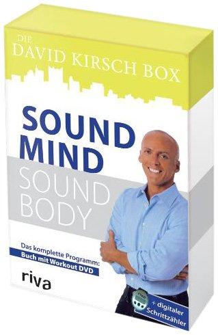 Die David Kirsch Box - Sound Mind Sound Body. Das komplette Programm: Buch mit Workout DVD - Partnerlink