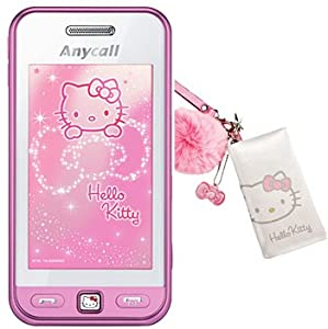 Amazon.com: Samsung S5230 Hello Kitty Pink Unlocked GSM ...