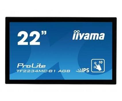 "Iiyama proLite tF2234MC, 54,6 cm (21,5 ""), écran tactile capacitif, tP projected 10"