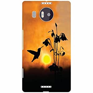 Microsoft Lumia 950 XL Back cover (Printland)