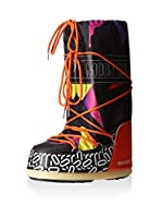 Moon Boot Botas de invierno Pool (Negro / Multicolor)