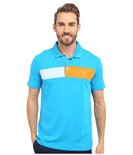[プーマ] PUMA Golf メンズ Short Sleeve Cool Touch Polo トップス Atomic Blue 2XL [並行輸入品]