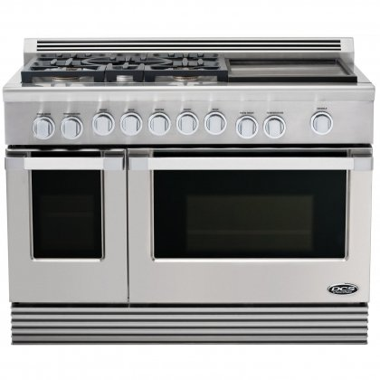 Dcs Rgu-485Gd-L Range 48, 5 Burner, Griddle, Lp Gas