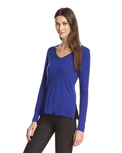 Kier & J Women's Side Zip Sweater