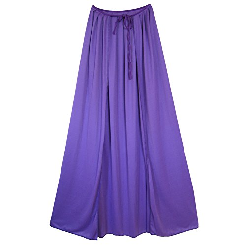 "SeasonsTrading 39"" Purple Cape ~ Halloween Costume Accessory"