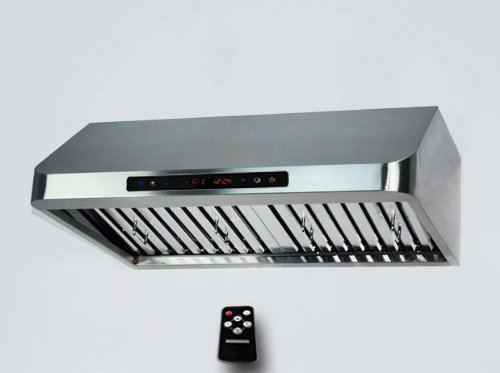 "Golden Vantage 30"" Under Cabinet Stainless Steel Range Hood Gv-R01-75 With Baffle Filter"