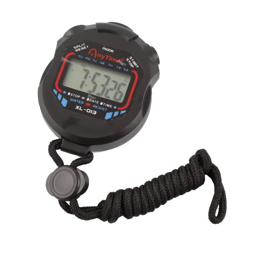 5c13ca35e Digital Professional Handheld LCD Chronograph Sports Stopwatch Timer Stop  Watch