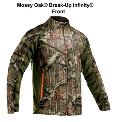 Men's Ridge Reaper® Softshell Camo Hunting Jacket Tops by Under Armour