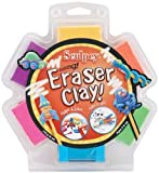 Sculpey Amazing Eraser Clay - 6 Colors/1oz each