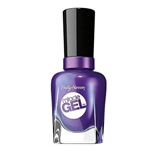 Sally Hansen Miracle Gel, Purplexed, 0.5 Ounce
