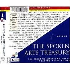 The Spoken Arts Treasury, Volume III - 100 Modern American Poets Reading Their Poems - Katherine Kellgren