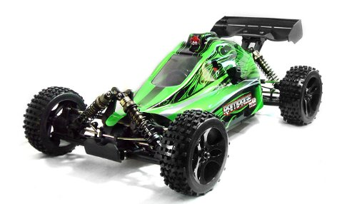 Rampage XB  Buggy ~ 1/5 Scale ~ 30 cc GAS Engine RC car