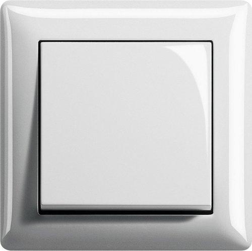 gira serie standard 55 steckdosen komplett sets reinwei seidenmatt. Black Bedroom Furniture Sets. Home Design Ideas