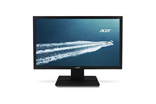"Acer V226HQLBBD Monitor 21.5"", LED, FULL HD, Risoluzione 1920 x 1080, Nero"