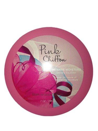 バス&ボディワークスボディバター body butter pink chiffon ピンクシフォン 並行輸入