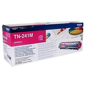 Brother TN241M Laser Toner Cartridge - Magenta