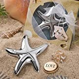 Fashioncraft Starfish Design Bottle Opener Favours