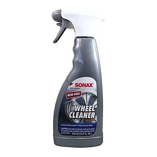 Sonax (230200-755) Wheel Cleaner FullEffect - 16.9 fl. oz. (Effect Wheels compare prices)