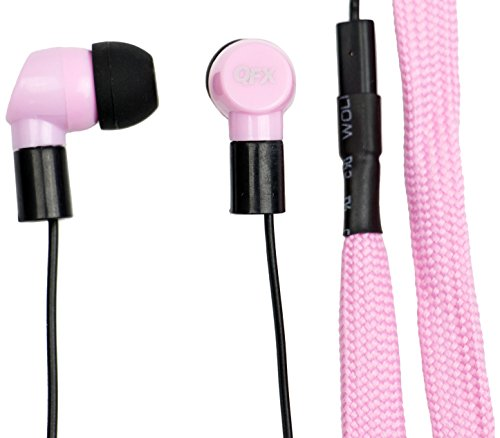 Earbuds with microphone 2 pack - purple earbuds pack