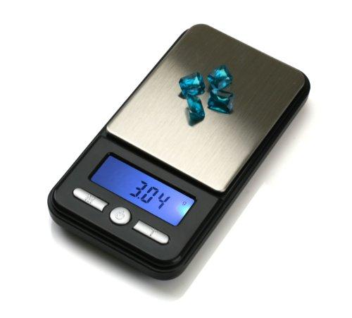 American-Weigh-Scale-Ac-100-Digital-Pocket-Gram-Scale-Black-100-G-X-001-G