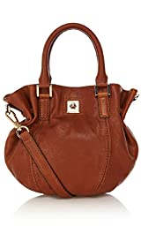 Luxury Leather Small Sling Handbag