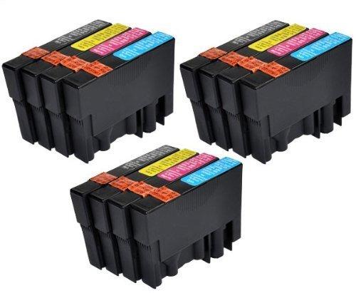 12-cartouches-dencre-compatibles-pour-epson-stylus-sx515w-sx215-sx415-sx218-sx400-sx115-sx510w-sx600