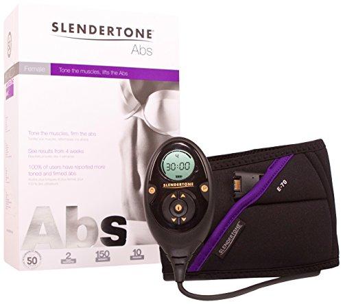 slendertone women 39 s premium rechargeable ab belt your 1 source for sporting goods outdoor. Black Bedroom Furniture Sets. Home Design Ideas