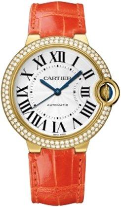 Cartier New Cartier Ballon Bleu Unisex Gold Watch We900451