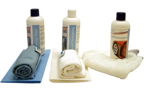 Nano sealant Set for the whole car: the most effictive, most durable, best performing sealant of CeNano in germany
