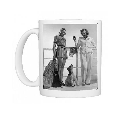 1930S Playsuits Photo Mug