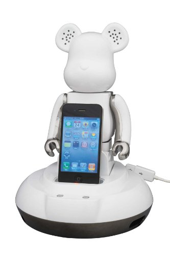Be@Rbrick Speaker System Ver.2.0 (White)