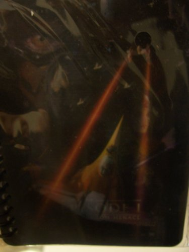 Star Wars Lenticular Mini Spiral Journal ~ Fighter Jets (60 Sheets, 120 Pages)