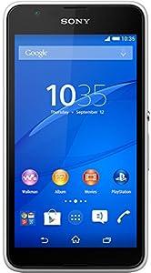 Sony Xperia E4G SIM-Free Smartphone - White