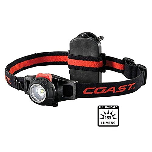 Coast Cutlery HL6 Dimming Headlamp LL7468
