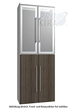 Classic Line Puris (HNA036B7 Bathroom High Cabinet 60 CM