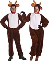 Forum Novelties Inc Unisex Reindeer Adult Costume