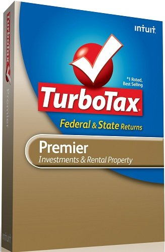 Intuit, Inc. Turbotax Premier Federal + E-File + State 2011 [Old Version]