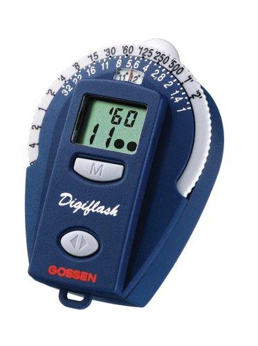 Gossen DigiFlash GO 4007 Analog and Flash MeterB0000AE6FX