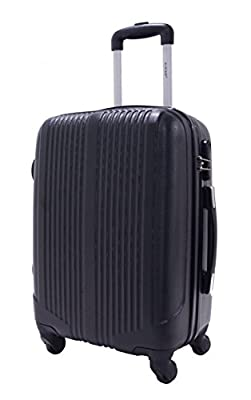 Valise cabine 55cm - Trolley ALISTAIR Airo - ABS ultra Léger - 4 roues