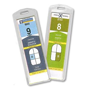 Cruisetags Narrow Cruise Ship Luggage Tags 8 Pack