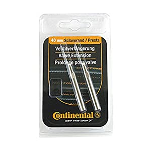 Continental Bicycle Tube Valve Extension - 2 Pack - 30mm - C1600601