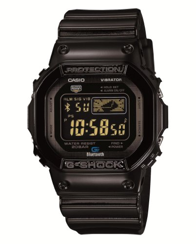 CASIO G-SHOCK GB-5600AA-1AJF Bluetooth Low Energy Wireless (Japan Import)
