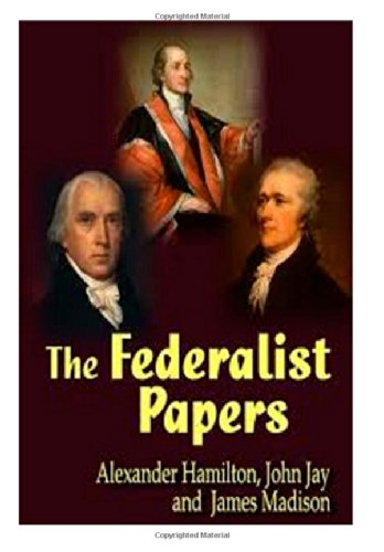 two authors of the federalist papers Definitions of the important terms you need to know about in order to understand the federalist papers (1787-1789), including anti-federalists , articles of prior to attending the constitutional convention, madison prepared two papers on government, a study of ancient and modern confederacies and vices of the.